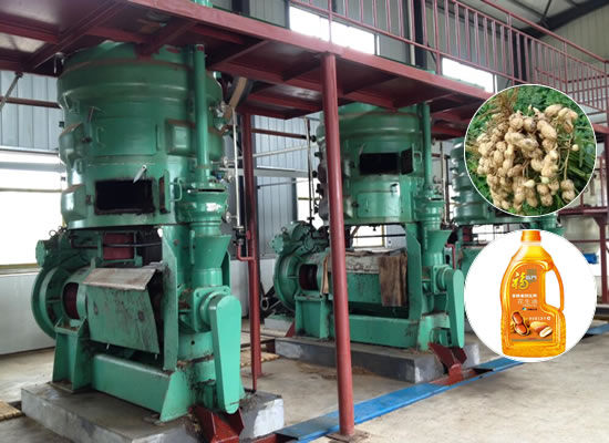 Peanut/groundnut oil mill plant