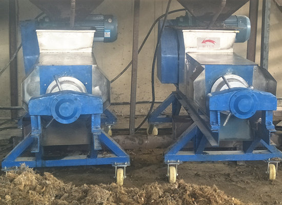 3tph palm oil extraction machine project in Nigeria