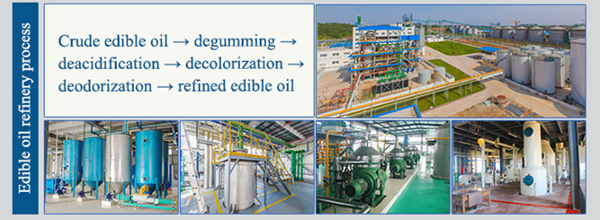 palm oil refining process flow chart