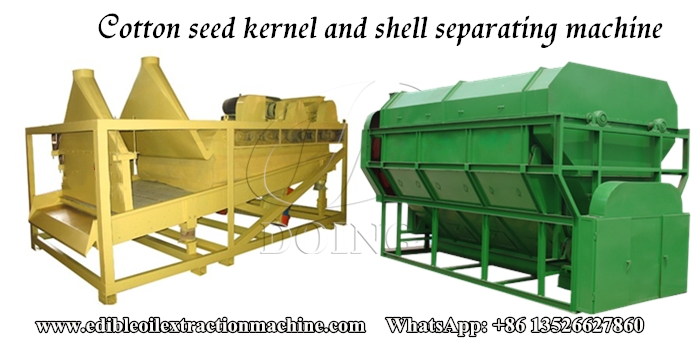 cotton seed oil processing machine