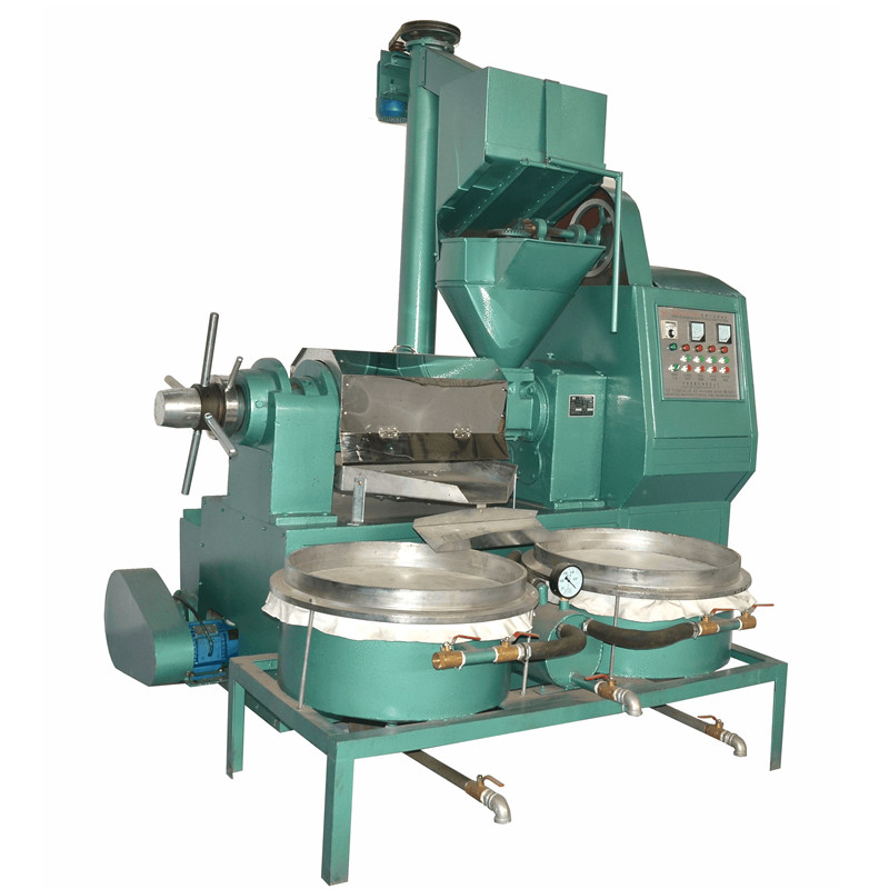 integrated peanut oil press machine