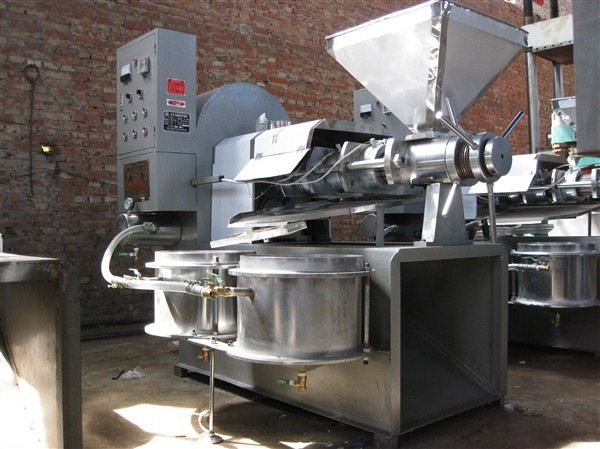 soybean oil press machine with filter