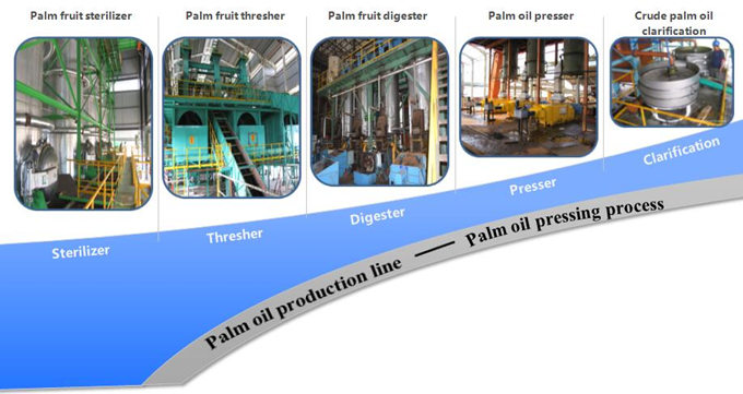 palm oil mill
