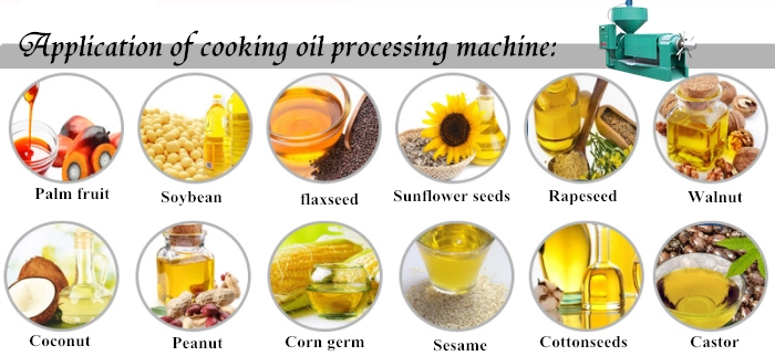 soybean oil press machine